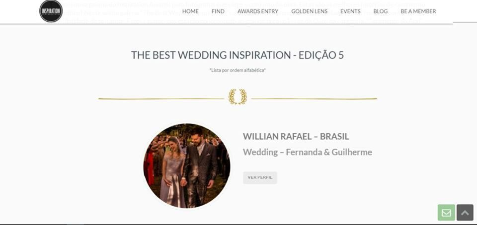 THE BEST WEDDING INSPIRATION - EDIÇÃO 5