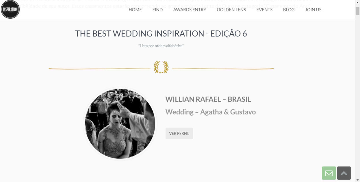 THE BEST WEDDING INSPIRATION - EDIÇÃO 6